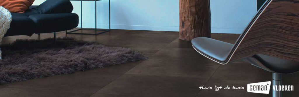 verschillende soorten (PVC) vloeren